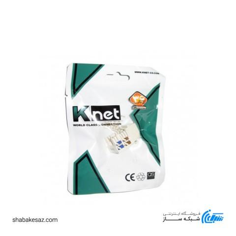 کیستون توکار cat6 UTP کی نت مدل k-n1082