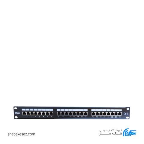 پچ پنل 24 پورت SFTP کی نت مدل K-N1121