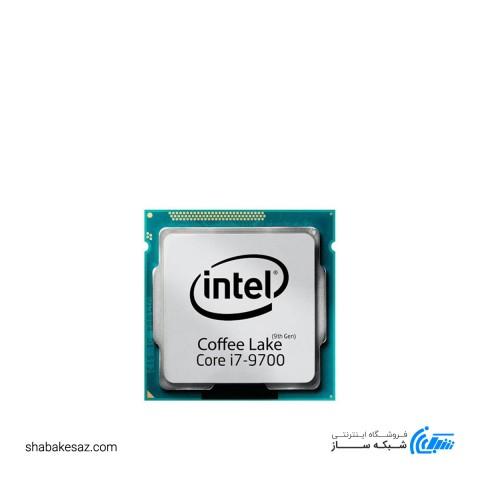 پردازنده اینتل سری Coffee Lake مدل i7 9700