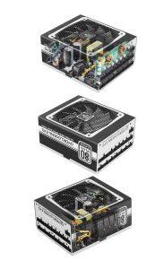 منبع تغذیه ماژولار گرین مدل GP1200B-OC Plus