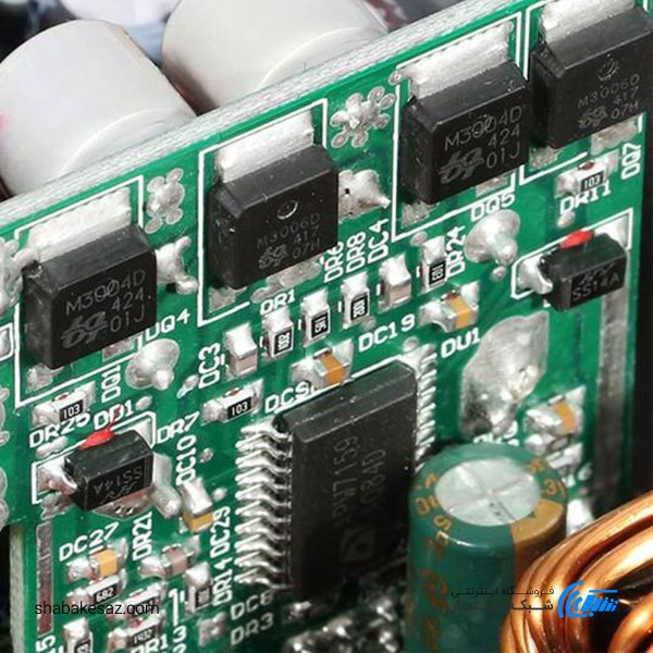 مشخصات و آشنایی با منبع تغذیه کامپیوتر گرین مدل GP650A-UK . خرید به صورت آنلاین و حضوری در فروشگاه شبکه ساز . ارسال به سراسر کشور .