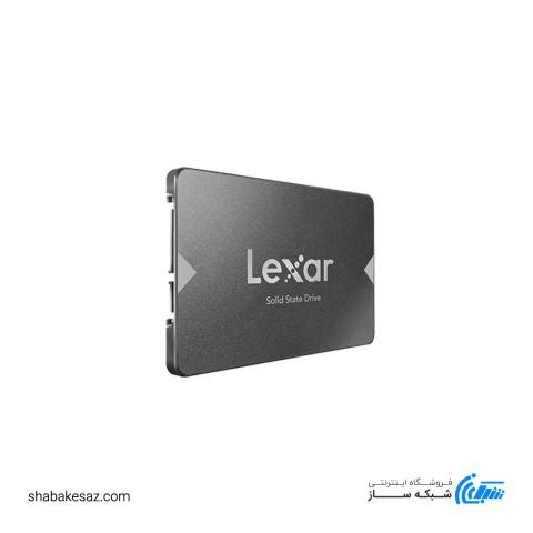 حافظه اس اس دی لکسار مدل NS100 ظرفیت 128 گیگابایت