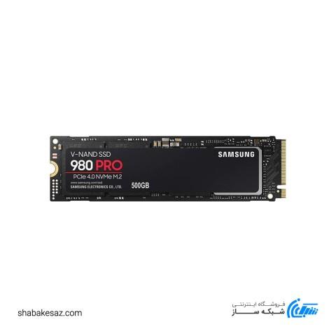 Samsung 980 Pro Internal NVMe M2 500GB Internal SSD