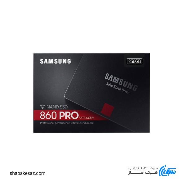 اس اس دی سامسونگ مدل 860 pro ظرفیت 256 گیگابایت