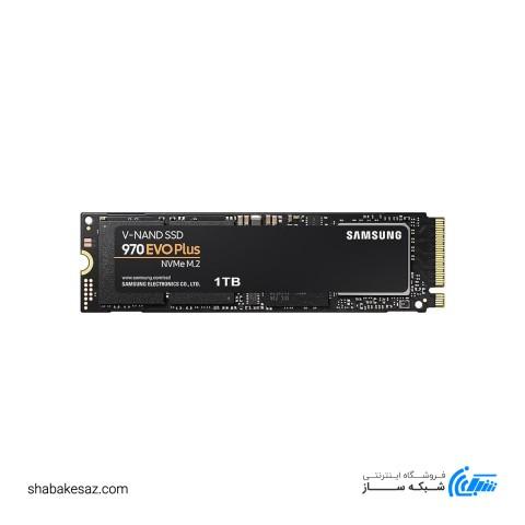 اس اس دی اینترنال سامسونگ مدلM.2 970 EVO PLUS ظرفیت 1 ترابایت