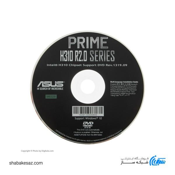مادربرد ایسوس مدل PRIME H310M-R R2.0