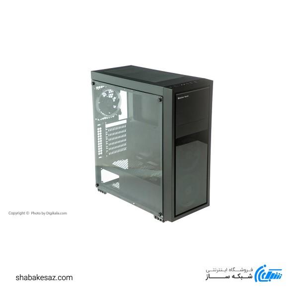 کیس کامپیوتر مستر تک مدل ATIS GLASS