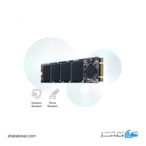 اس اس دی اینترنال لکسار مدل NM100 M.2 2280 ظرفیت 256 گیگابایت