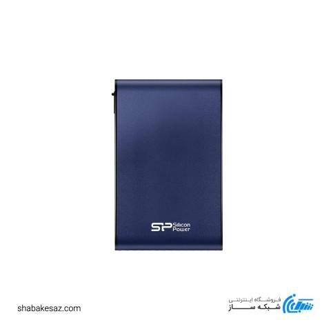 هارد اکسترنال Silicon Power مدل Armor A80 ظرفیت 2 ترابایت