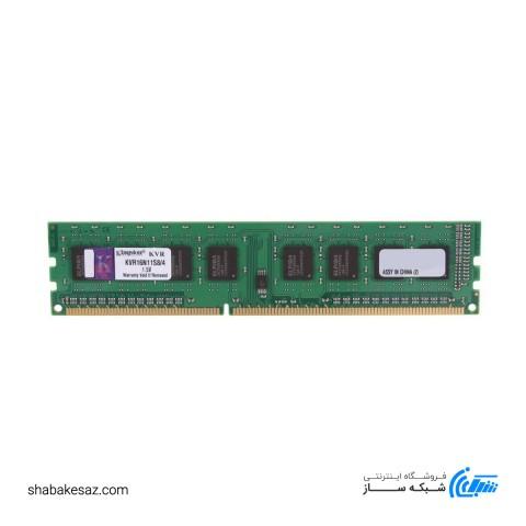 رم کامپیوتر کینگستون 4 گیگابایت 1600 مگاهرتز