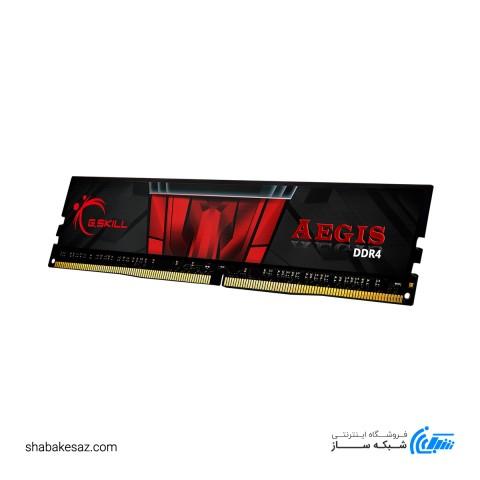 رم جی اسکیل Aegis 8GB 3200MHz CL16