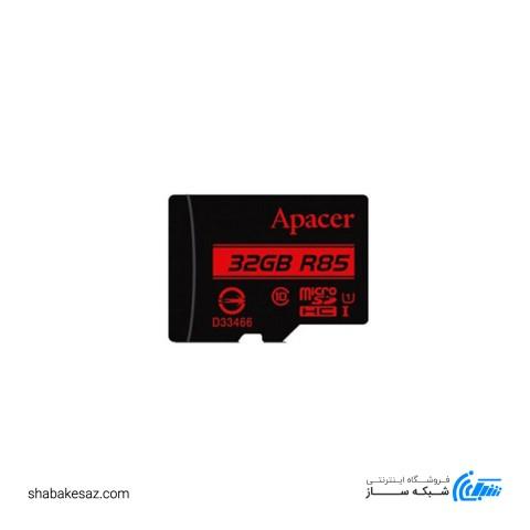 کارت حافظه اپیسر کلاس 10 استاندارد UHS-I U1 به همراه آداپتور SD ظرفیت 32 گیگابایت