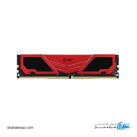رم تیم گروپ تک کاناله Elite Plus 8GB DDR4 2400MHz CL16