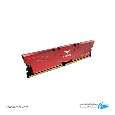 Team Group VULCANZ DDR4 3000MHz CL16 SINGEL Desktop RAM - 8GB