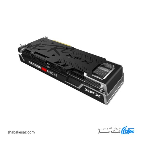 کارت گرافیک XFX RX 6800 XT 16GB THICC III - حافظه 16 گیگابایت