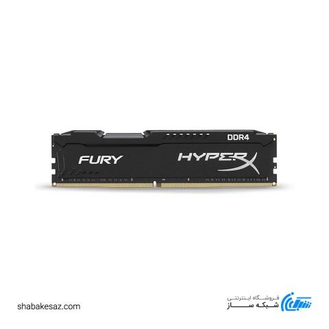 رم کینگستون مدل HyperX FURY با فرکانس 2400 مگاهرتز حافظه 16 گیگابایت
