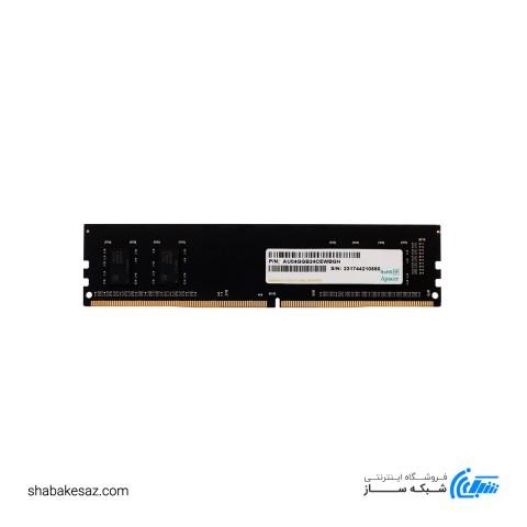 رم کامپیوتر Apacer UNB 4GB DDR4 2666MHz